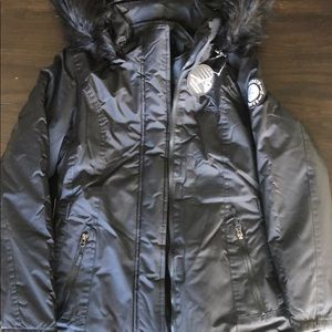 NWT Reebok 3-in-1 systems winter coat